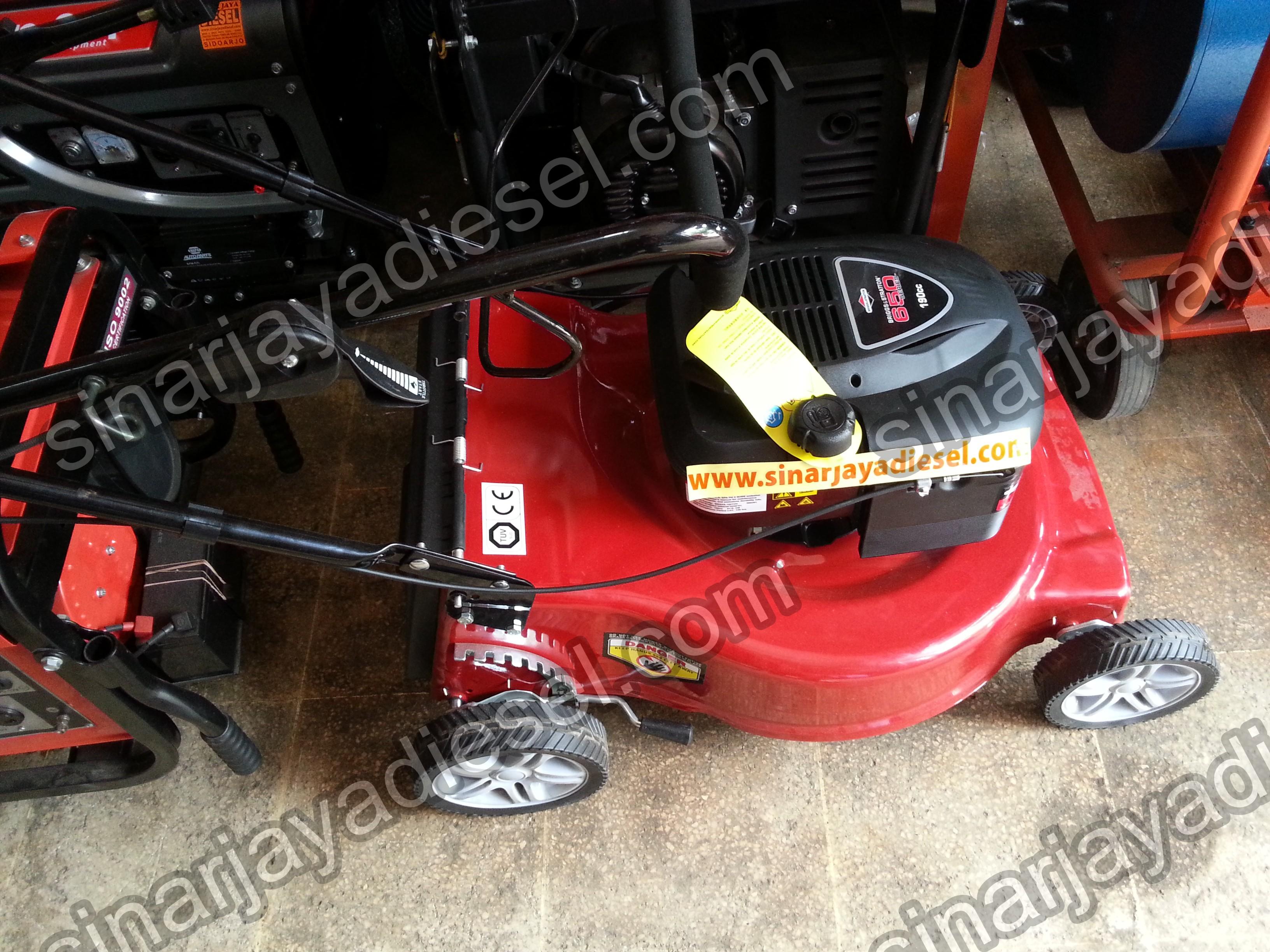 Lawn Mower Briggs Amp Stratton 21 Quot Sinar Jaya Diesel