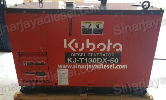 Kubota 12,5Kva KJT-130DX